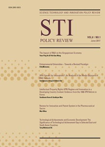 STI Policy Review: October 2016