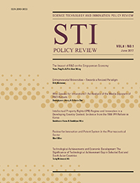 STI Policy Review: June 2017